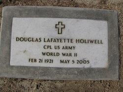 Douglas Lafayette Holiwell
