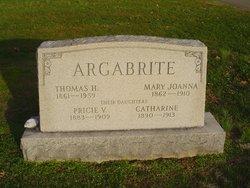 Catharine Argabrite
