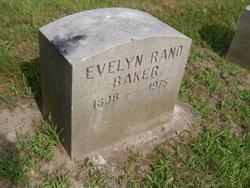 Evelyn <i>Rand</i> Baker