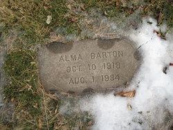 Alma Barton