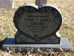 Patsy L <i>Jones</i> Combs