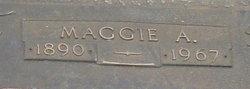 Maggie A Arant