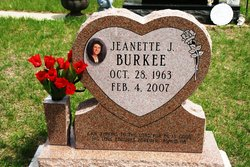 Jeanette Jean <i>Burk</i> Burkee