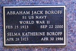 Selma Katherine Boroff