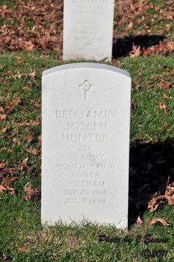 LTC Benjamin Joseph Hunter