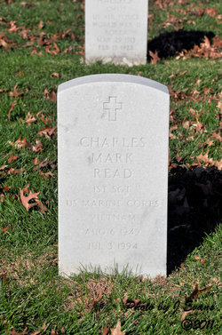 Charles Mark Read