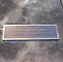 Patricia Trish <i>Bogley</i> Bailey