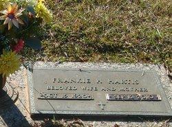 Eleanor Frankie <i>Hill</i> Hartis