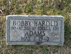 Bobby Harold Adams