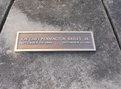 Jon Pennington Jay Bailey, Jr