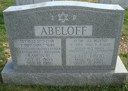 Cele <i>Freid</i> Abeloff