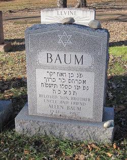 Allen Baum