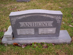 Harold Anthony