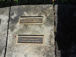 Robert K Farrand