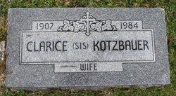 Clarice Sis <i>Berndsen</i> Kotzbauer