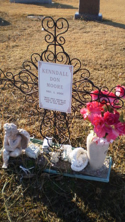 Kenndall Don Moore