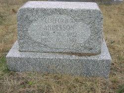 Clifford R. Anderson