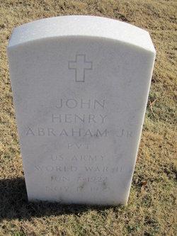 John Henry Abraham, Jr