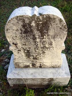 Rosanna A. Dewalt