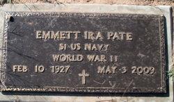 Emmett Ira Pate