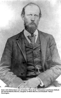 Dr William Isaac John Edmondson