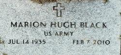 Marion Hugh Black
