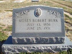Moses Robert Burk