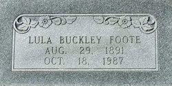 Lula A. <i>Buckley</i> Foote