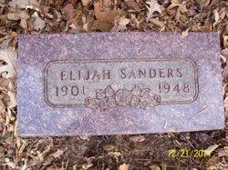 Elijah Percival Boodge Sanders