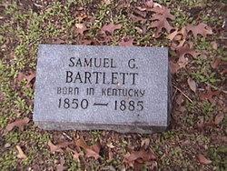 Samuel G. Bartlett