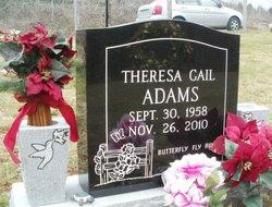 Teresa Gail <i>Buchanan</i> Adams