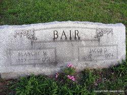 Blanche May <i>Buck</i> Bair