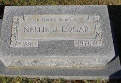 Nellie Jane <i>McGowan</i> Edgar