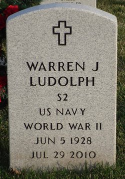 Warren J Ludolph