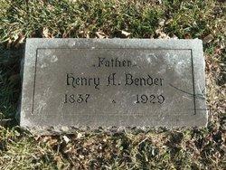 Henry A Bender