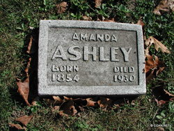 Amanda E <i>Gardner</i> Ashley