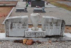 Evie Lee <i>Lowe</i> Ashworth