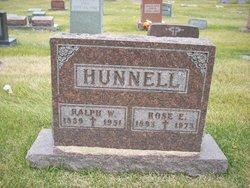 Rose Elizabeth <i>O'Neill</i> Hunnell