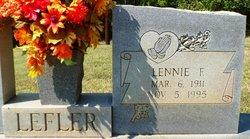 Lennie Mary <i>Ford</i> Lefler