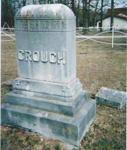 Martha Elizabeth <i>Hunt</i> Crouch
