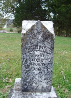 Pvt Matthew King Davis