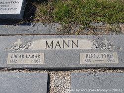 Edgar LaMar Eddie Mann