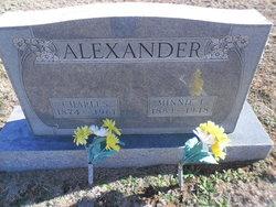 Minnie Lucretia <i>Harriman</i> Alexander