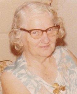 Anna May <i>Orrill</i> Backus