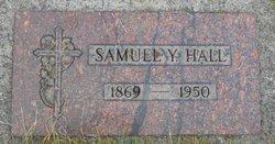 Samuel Yates S.Y. Hall
