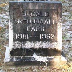 Dugald MacDougall Carr