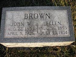 Mary Ellen <i>Farmer</i> Brown