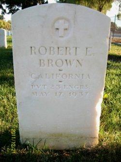 Robert Elmer Brown, Sr
