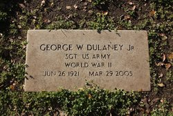 George W Dulaney, Jr