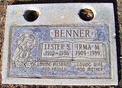 Irmenia Marjorie Irma <i>Rogers</i> Benner